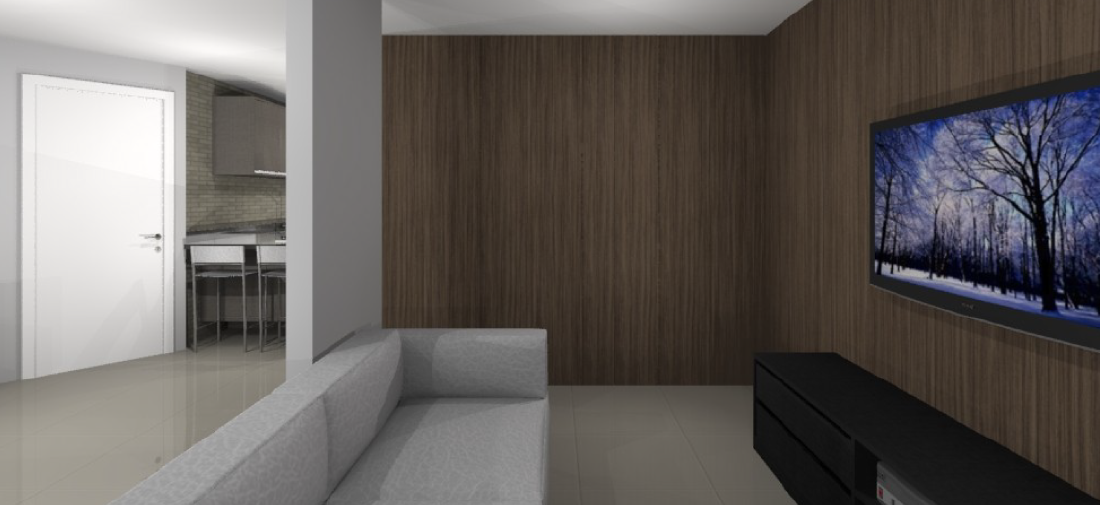 Reformando apartamento na Asa Sul para valorizá-lo