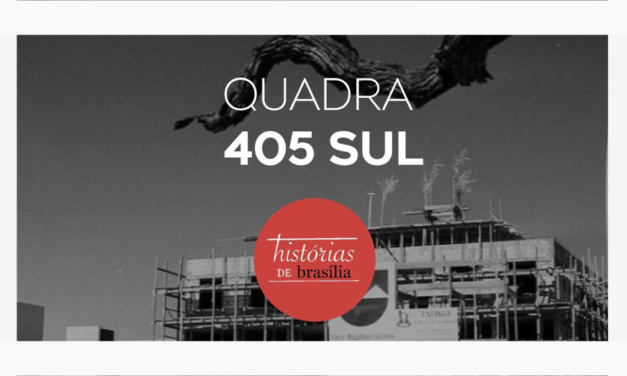 Quadra 405 sul de brasília
